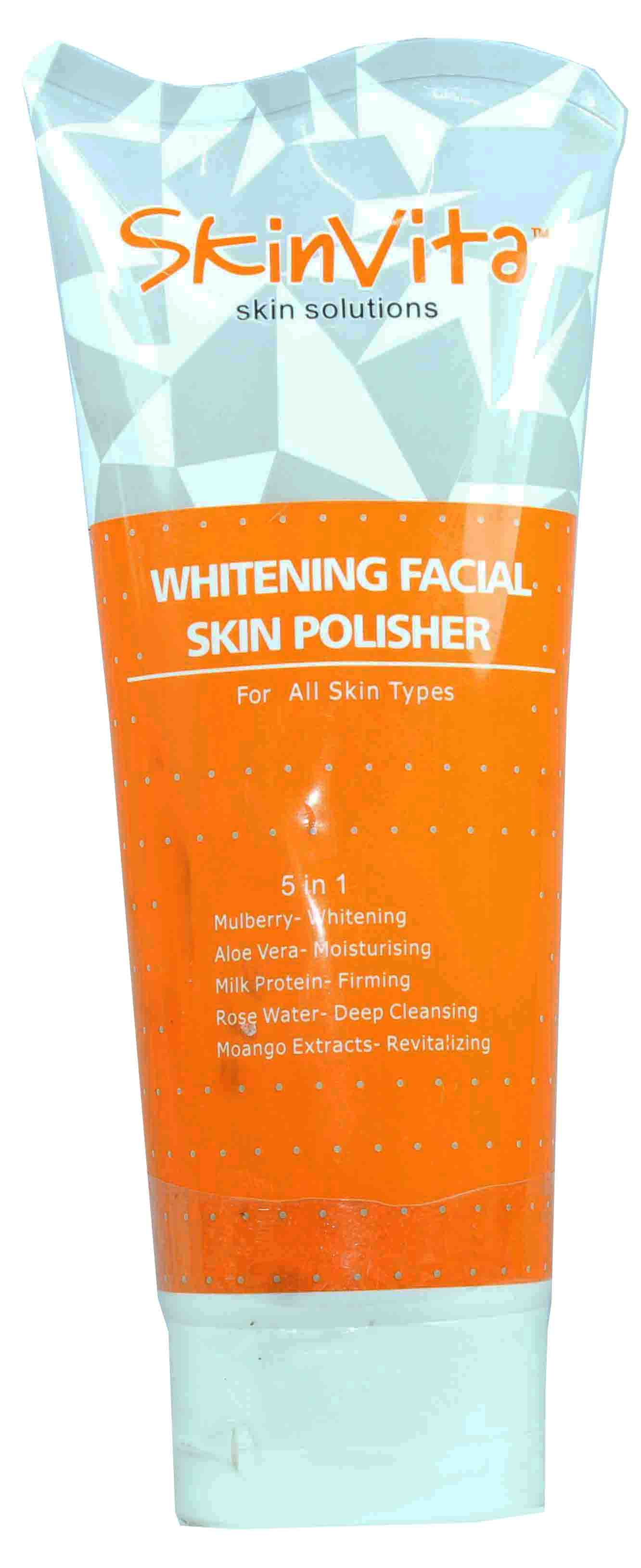 Skin Vita Whitening Facial Skin Polisher 150ml